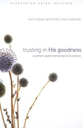 Trusting in His Goodness