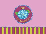 Be Thankful Note Cards