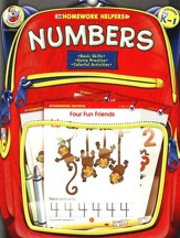 Numbers (PreK-1) Homework Helper
