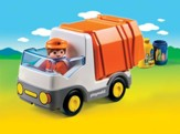 PLAYMOBIL ® 1.2.3. Recycling Truck Playset