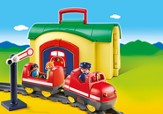 PLAYMOBIL ® My Take Along Train
