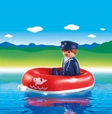PLAYMOBIL ® Man with Water Raft