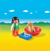 PLAYMOBIL ® Girl with Dog