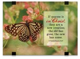 In Christ, New Creation, Tabletop Plaque