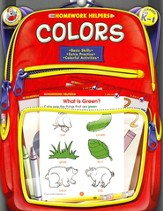 Colors (PreK-1) Homework Helper