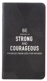 Be Strong, Promises from God for Fathers, Imitation Leather