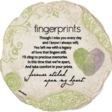 Fingerprints Stepping Stone