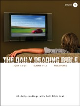 The Daily Reading Bible (Volume #9)