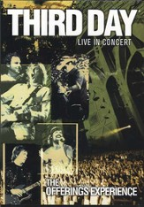 Third Day Live in Concert: The Offerings Experience, DVD