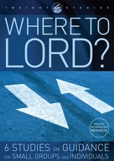 Where To, Lord? DVD
