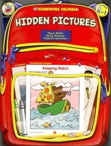 Hidden Pictures (PreK-1) Homework Helper