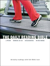 The Daily Reading Bible (Volume #11)