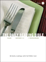 The Daily Reading Bible (Volume #12)