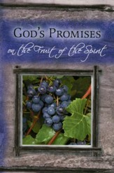 God's Promises on Fruit of The Spirit