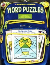 Word Puzzles (K-1) Homework Helper