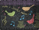 Make A Joyful Noise Throw