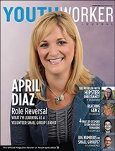 Youthworker Journal 1 year USA subscription