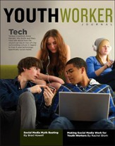 Youthworker Journal 3 year USA subscription