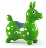 Rody Inflatable Hopping Horse, Green