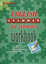 Singapore English Grammar for Students - Workbook