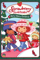 Strawberry Shortcake: Berry Merry Christmas, DVD