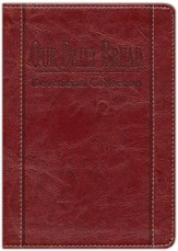 Our Daily Bread Devotional Collection - Classic Edition , Leather-like brown