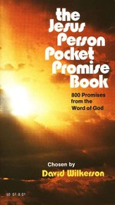 The Jesus Person Pocket Promise Book, Gift Edition