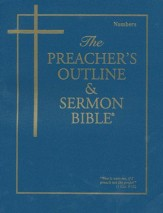 Numbers [The Preacher's Outline & Sermon Bible, KJV]  - Slightly Imperfect