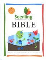 Seedling and Sprout: Seedling Bible, Sixteen Favorite Bible  Stories for Toddlers