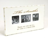 Personalized, Family is a Forever Bond Photo Frame