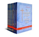 Pentateuch, 7 Vols [The Preacher's Outline & Sermon Bible, NIV]