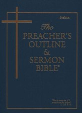 Joshua [The Preacher's Outline & Sermon Bible, KJV]  - Slightly Imperfect