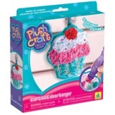 PlushCraft Cupcake Door Hanger