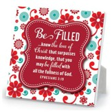 Be Filled Plaque