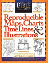 Reproducible Maps- Charts- Timelines &  Illustrations