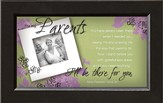 There For You, Parents Framed Print
