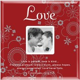 Love is Patient Photo Frame