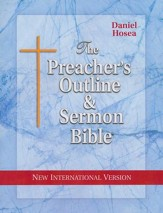 Daniel/Hosea [The Preacher's Outline & Sermon Bible, NIV]