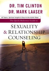 The Quick-Reference Guide to Sexuality & Relationship Counseling