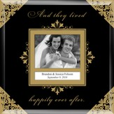 Happily Ever After Photo Frame to Personalize
