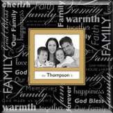 Family Name Photo Frame