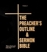 Psalms, Part 2 [The Preacher's Outline & Sermon Bible, KJV Deluxe]