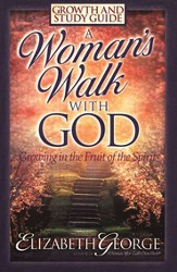 A Woman's Walk with God Growth and Study Guide - Slightly Imperfect