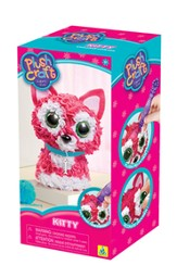 PlushCraft Kitty, 3D