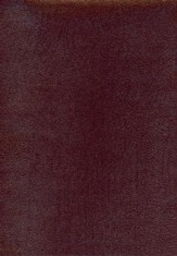 KJV Thompson Chain-Reference Bible, Burgundy  Bonded Leather