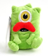 Mustachio Plush Toy, U-Neek Designs