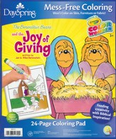 Berenstain Bears, Joy of Giving Color Wonder Coloring Pad