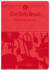 Our Daily Bread Devotional Collection Women's Edition - imitation leather