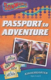 SonWorld Adventure Park Passport to Adventure Student Book,  Kindergarten (Ages 5-6)