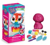 PlushCraft Colorful Owl